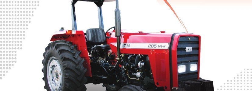 ITM 285 2WD New