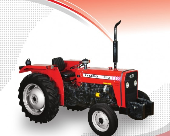 ITM 240 2WD